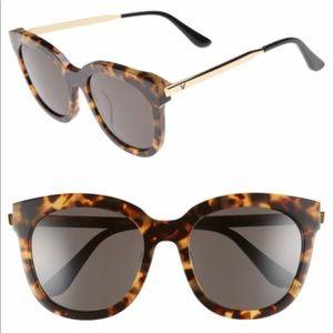 Gentle monster Cuba 503 Sunglasses in Tortoise